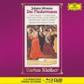 Strauss, J. - Die Fledermaus (2CD+BLURAY)