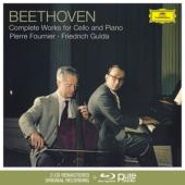 Fournier, Pierre/Friedrich Gulda - Beethoven (Complete Works For Cello) (2CD+DVD AUDIO)