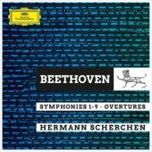 Beethoven, L. Van - Symphonies 1-9/Overtures (8CD)