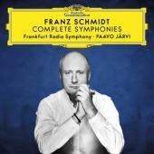 Schmidt, F. - Complete Symphonies (3CD)