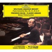 Gulda, Friedrich - Mozart: Piano Concertos Nos.20, 21, 25 & 27 (2CD)