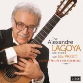 Lagoya, Alexandre - Alexandre Lagoya Edition With Ida Presti 10CD