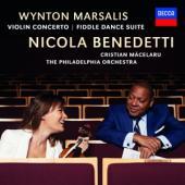 Benedetti, Nicola - Marsalis Violin Concerto: Fiddle Dance Suite