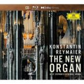 Reymaier,Konstantin - The New Organ At St.Stephan'S Cathedral, Vienna (BLURAY)