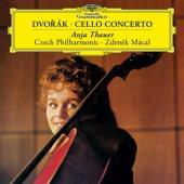 Thauer, Anja - Dvorak: Cello Concerto In B-Minor Op. 104 (LP)