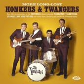 V/A - More Long-Lost Honkers & Twangers (Rare 60'S Instrumentals)