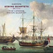 London Haydn Quartet - String Quartets Opp 71 & 74 (2CD)