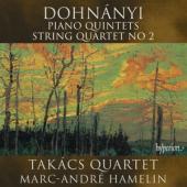 Takacs Quartet Marc-Andre Hamelin - Piano Quintets