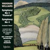 Bbc Scottish Symphony Orchestra Mar - Symphonies 3 & 4