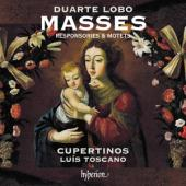 Cupertinos Luis Toscano - Masses Responsories & Motets