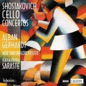 Alban Gerhardt Jukka-Pekka Saraste - Cello Concertos