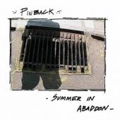 Pinback - Summer In Abaddon (Olive Green Vinyl) (LP+7INCH)