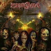 Fleshcrawl - As Blood Rains From The Sky (Ri) (LP)
