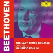 Pollini, Maurizio - Beethoven: Piano Sonatas Opp. 109-111 (BLURAY)