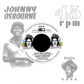 Johnny Osbourne & Roots Radics - Never Stop Fighting/Dangerous Match (7INCH)