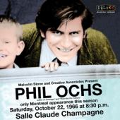 Ochs, Phil - Live In Montreal 10/22/66