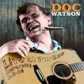 Watson, Doc - Live At Purdue University