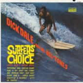 Dale, Dick & Del-Tones - Surfers' Choice (Gold Vinyl) (LP)
