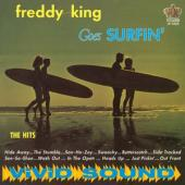 King, Freddy - Freddy King Goes Surfin' (Blue Vinyl) (LP)