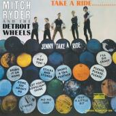 Ryder, Mitch & The Detroit Wheels - Take A Ride... (Gold Vinyl) (LP)