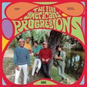 Five Americans - Progressions (Gold Vinyl) (LP)