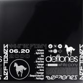 DEFTONES - White Pony (20th Anniversary) (4LP)
