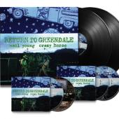 YOUNG, NEIL & CRAZY HORSE - Return To Greendale (2LP+2CD+BluRay+DVD