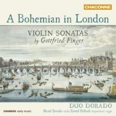 Hazel Brooks David Pollock - A Bohemian In London Violin Sonatas