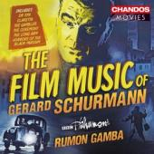 Bbc Philharmonic Rumon Gamba - The Film Music Of Gerard Schurmann