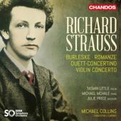 Bbc Symphony Orchestra Michale Coll - Strauss Concertante Works