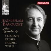 Jean Efflam Bavouzet - Plays Sonatas By Clementi Dussek Hu