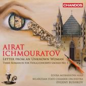 Belarusian State Chamber Orchestra - Ichmouratov Letter From An Unknown