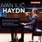 Ivan Ilic - Haydn Symphonies Transcribed By Car