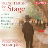 Estonian National Symphony Orchestr - French Music For The Stage