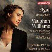 Jennifer Pike Martin Roscoe - Elgar Violin Sonata Vaughan William