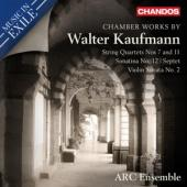 Arc Ensemble - Chamber Works By Walter Kaufmann