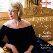 Sofia Fomina Alexander Karpeyev - Medtner Songs