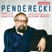 Silesian Quartet Piotr Szymyslik - Penderecki Complete Quartets