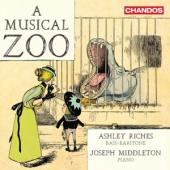 Ashley Riches Joseph Middleton - A Musical Zoo
