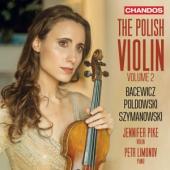 Jennifer Pike Petr Limonov - The Polish Violin Volume 2 - Bacewi
