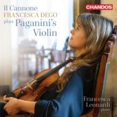 Francesca Dego Francesca Leonardi - Il Cannone Francesca Dego Plays Pag