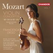 Royal Scottish National Orchestra S - Mozart Violin Concertos 3 & 4
