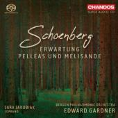 Bergen Philharmonic Orchestra Edwar - Erwartung  Pelleas Und Melisande (SACD)