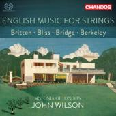 Sinfonia Of London John Wilson - English Music For Strings