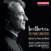 Swedish Chamber Orchestra Jean Effl - Beethoven The Piano Concertos (3SACD)