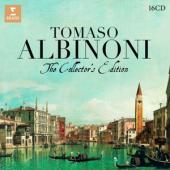 Albinoni, T. - Tomaso Albinoni: (The Collector'S Edition / Various) (16CD)