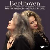 Argerich, Martha/Theodosi - Beethoven: (Symphony No.6 'Pastoral/Piano Sonata No.17)