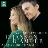 Devieilhe, Sabine/Alexand - Chanson D'Amour (Alexandre Tharaud) (LP)