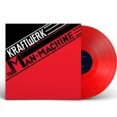 Kraftwerk - The Man-Machine (LP) (Coloured)