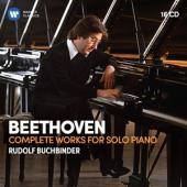 Buchbinder, Rudolf - Beethoven: Complete Works For Solo Piano (16CD)